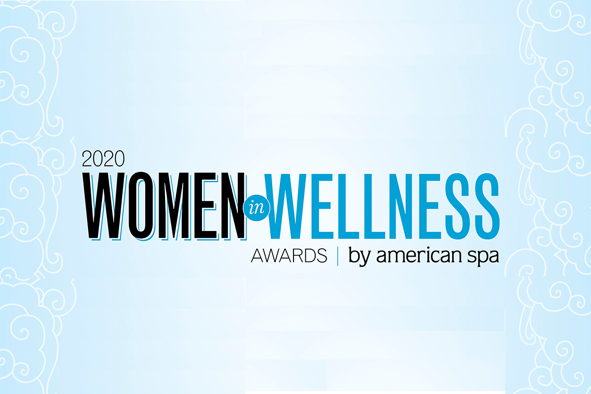 2020 Women in Wellness Awards by american spa